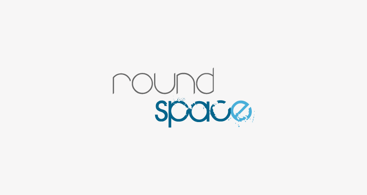 Logotyp Round Space